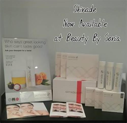 Skinade Premium Collagen Supplement, beauty salon in Bolton